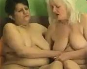 Das erste Mal mit ner Oma Lesbe