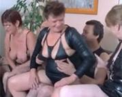 Deutsche Swinger treiben es heiß und wild
