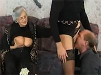 Deutscher Oma Gruppensex