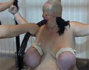 Fette Grannies beim BDSM