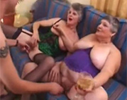 Granny Swinger Party