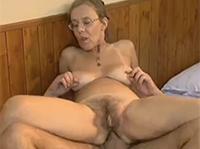 Grossmutter Anal