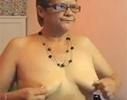 Hässliche Oma will es dir besorgen