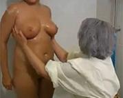 Heisse Massage von Omi