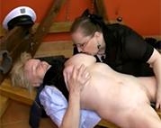 Lesbischer Rollenspiel Porno