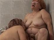 Lustvolle BBW Omas