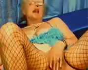 Masturbation vor der Oma Webcam
