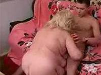 fette grannies bbw oma bekommt creampie