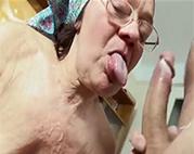Oldies ficken voll pervers