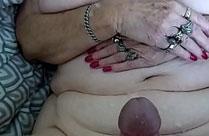 80 jährige fette Frau im Porno