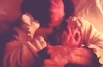 Oma heimlich beim Sex gefilmt