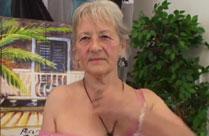 Oma will mal richtig sexy sein