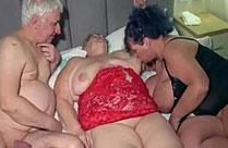Opa fickt zwei alte fette Frauen