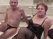 Perverse Oldies beim Pornocasting