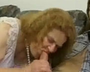 Perverse Oma hässlich und geil
