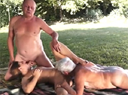 Perverse Opas und ne Jungmuschi