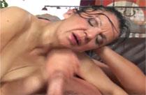 Geil perverser Oma Porno