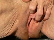 Ranzige Klitoris gerubbelt