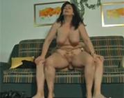 Sexy Amateur Oma aus deutschen Landen