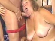 Über ne Stunde Senioren Sex