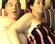 Webcamsex mit Opa und Oma